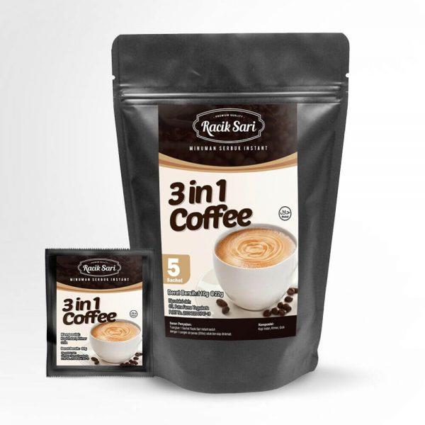 3 in 1 Coffee - Racik Sari