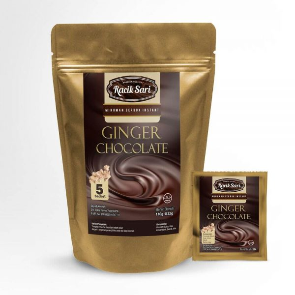 Ginger Chocolate - Racik Sari