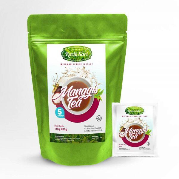 Manggis Tea - Racik Sari