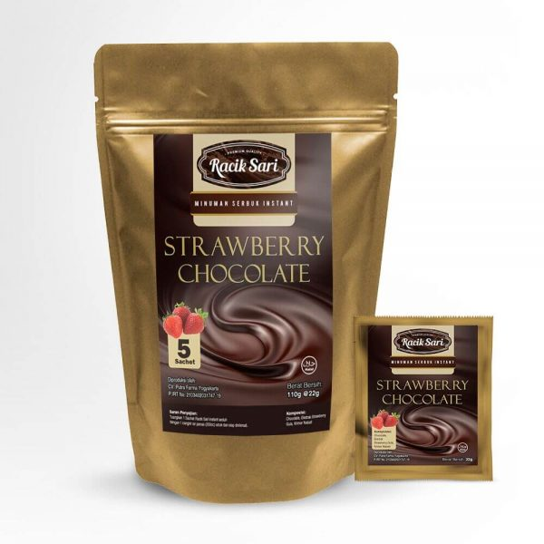 Strawberry Chocolate - Racik Sari