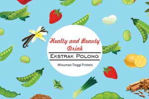 Minuman Tinggi Protein