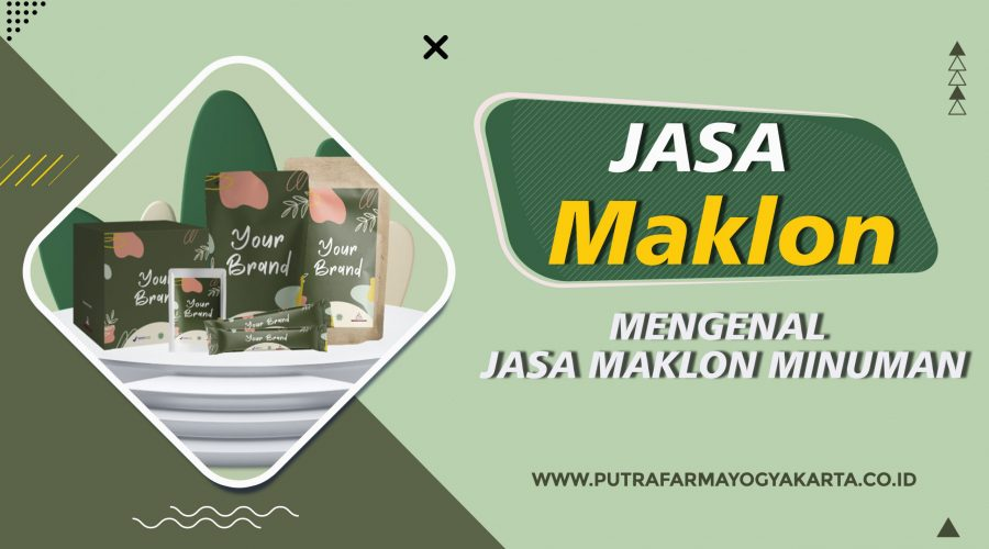Jasa Maklon Minuman