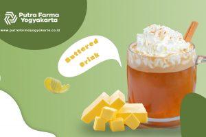 Buttered Drink, Sasaran Baru Penyajian Minuman Teh dan Kopi 2021