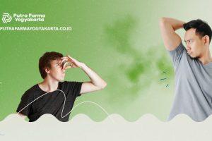 10 Tips Efektif Menghilangkan Bau Badan Berlebih