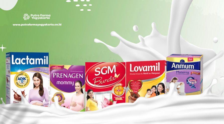 5 Merek Susu Bumil Pilihan Untuk Nutrisi Terbaik Janin