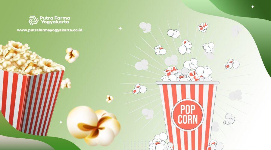 Resep Membuat Popcorn Caramel, Si Legit Partner Nonton Film