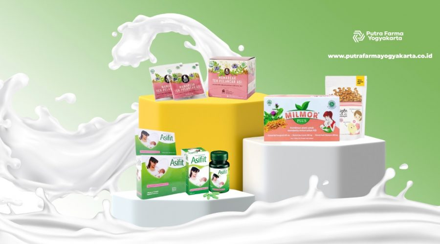 8 Brand ASI Booster Untuk Busui, Khasiatnya Jawara